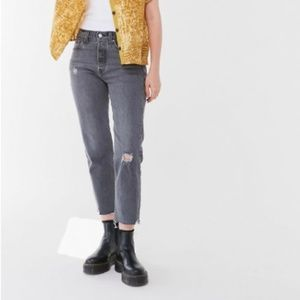 Levi's Wedgie High-Waisted Jean - Cabo Brand New